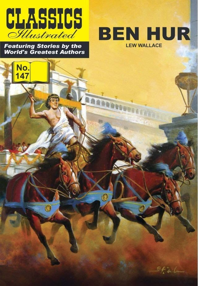 Ben Hur Illustrated Classics 1st Edition